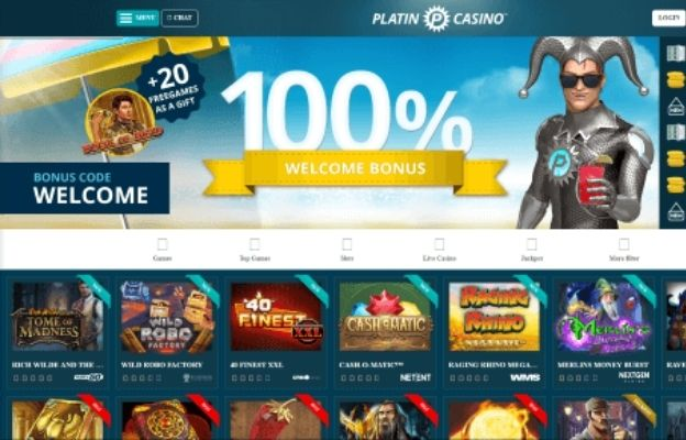 Apple Pay casino Platin
